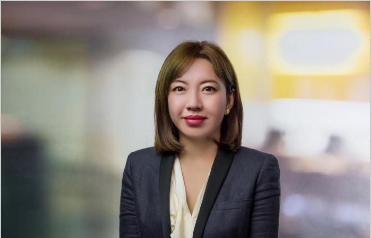 Louisa Zhu
